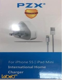 PZX international home charger - iPhone 5S & mini ipad - PZX-18