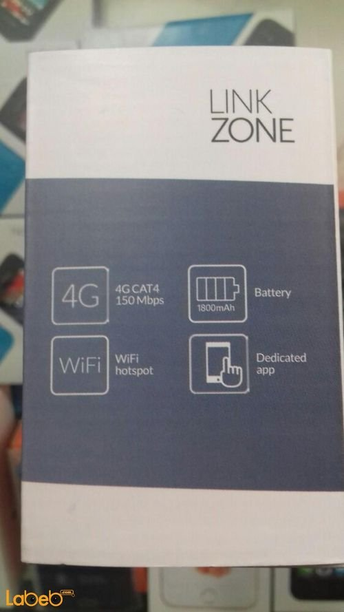 Alcatel link zone router MW40VD model specifications