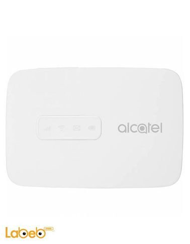 Alcatel link zone router - 256MB Rom - 4G - white - MW40VD model