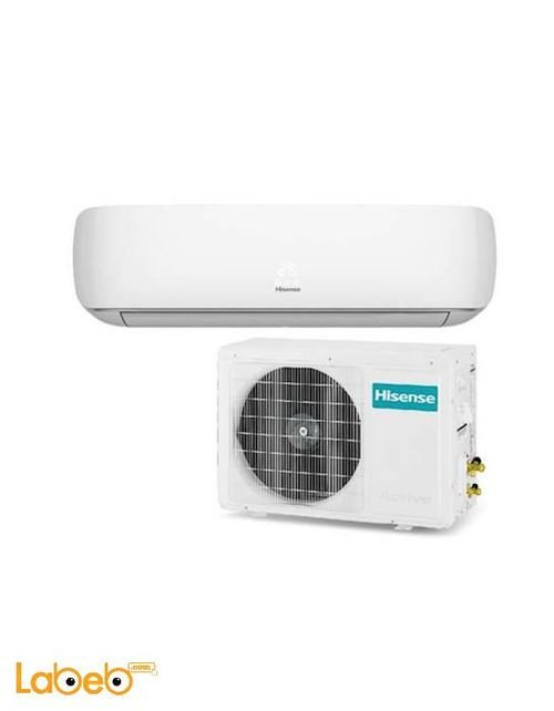 Hisense Air Conditioner 1.5 Ton White AS-18TR4SFATG