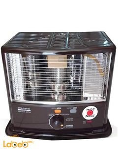 Corona Kerosene Heater - 2500Watt - 5.6 L - Dark brown - RX-29KD