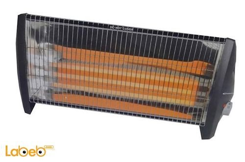Conti heater 2100Watt Black HC-2015