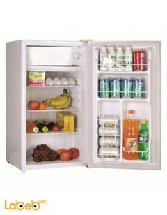 Conti mini bar refigerator - 90L - White color - REF-110 model