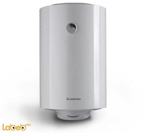 سخان مياه كهربائي أريستون 80 ليتر أبيض موديل PRO R