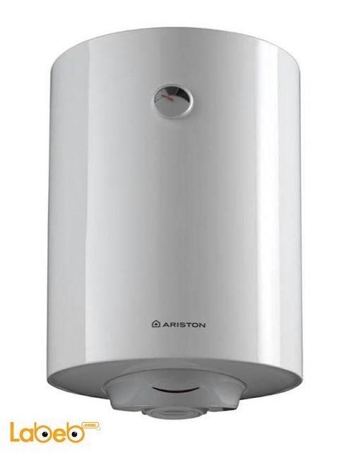 سخان مياه كهربائي أريستون أبيض PRO R