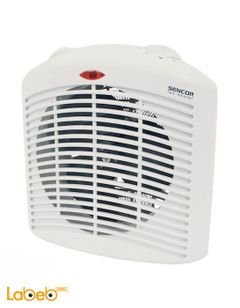 Sencor Hot Air Fan - 2000Watt - White color - SFH 7010