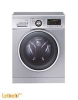 General tech 7kg Front Load Washing Machine silver Gtw701400s