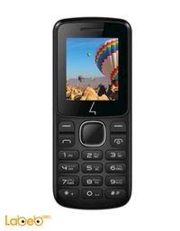 موبايل فور موبايل ذاكرة 32 ميجابايت لون أسود موديل B102