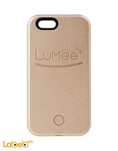 Lumee lighting back cover mobile