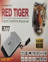 Red Tiger R777 Digital satellite receiver