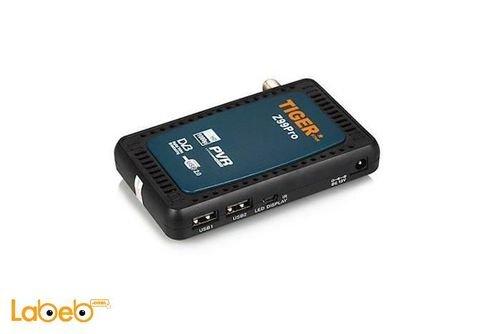 ريسيفر تايجر فل اتش دي 1080 بكسل أسود موديل Z99 PRO
