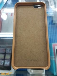 Baseus mobile back cover - for iPhone 6 plus - Brown color
