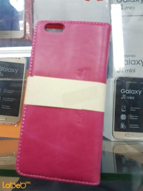 pink Kaiyue mobile cover