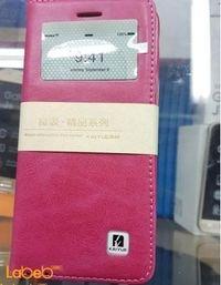 غطاء للموبايل Kaiyue مناسب لموبايل ايفون 6 لون وردي