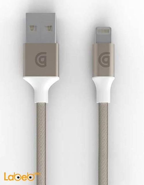 Griffin reversible USB Charge / Snyc Cable 3 m Gold GC40906