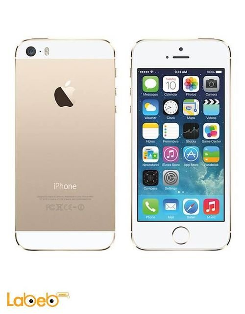 Apple iPhone 5 smartphone 16GB 4inch Gold color A1429