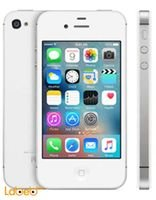 white Apple iPhone 4S 64GB A1431