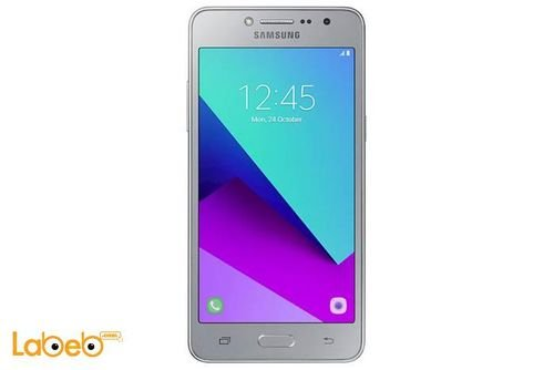 screen Galaxy grand prime+ smartphone silver SM-G532F
