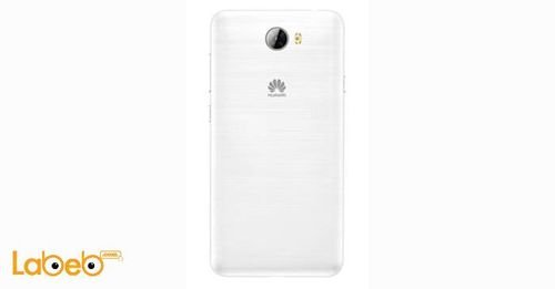 back HUAWEI Y5ii Smartphone 8GB 5 inch 8MP 4G white color