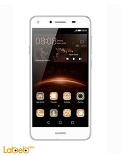 HUAWEI Y5ii Smartphone - 8GB - 5 inch - 8MP - 4G - white color