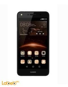 HUAWEI Y5ii Smartphone - 8GB - 5 inch - 8MP - 4G - black color