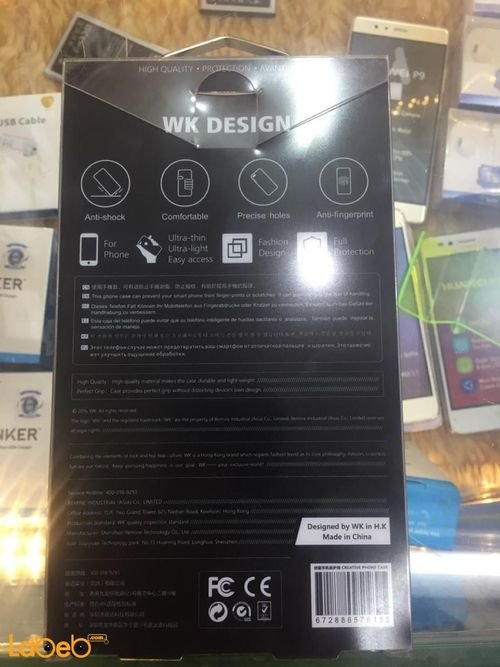 specifications WK mobile back cover for iphone 7