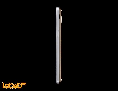 side Samsung Galaxy J2 prime smartphone SM-G532M