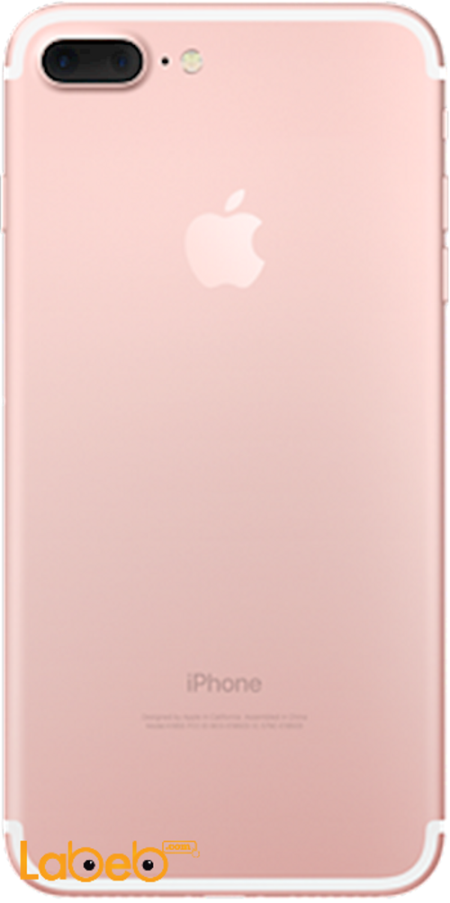 Apple Iphone 7 smartphone rose gold color