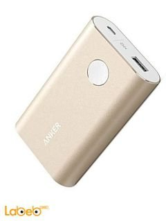 Anker powercore+ Portable charger - 10050mAh - gold - A1310HB1