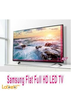 Samsung Flat Full HD LED TV - 49 inch - black - UE49K5100AK