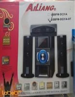 Ailing multimedia speaker system USB Black USBFM-DC31F-DT