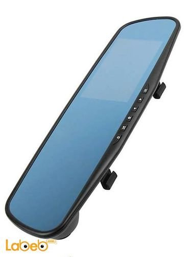 Rear view mirror - vehicle traveling data recorder - 4.3 inch
