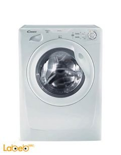 Candy Front Load Washing Machine - 6Kg - White - GO F106/L1-S