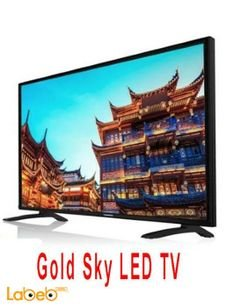 Gold Sky LED TV - 43 inch - FULL HD - GS43HO20166 model
