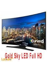 Gold Sky LED Full HD Curved Smart TV 50 inch Gs50Js8 model