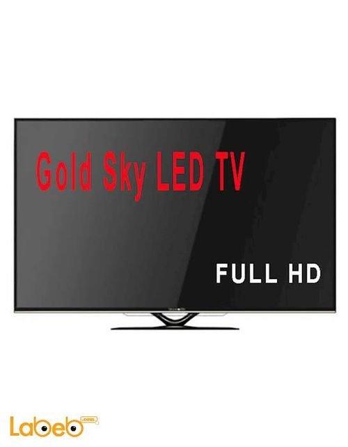 Gold Sky LED TV 65 inch FULL HD GS65HO20166 model