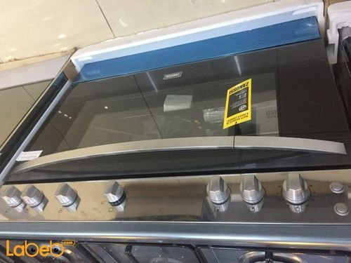 Zanussi Oven 90 cm Stainless ZCG91206
