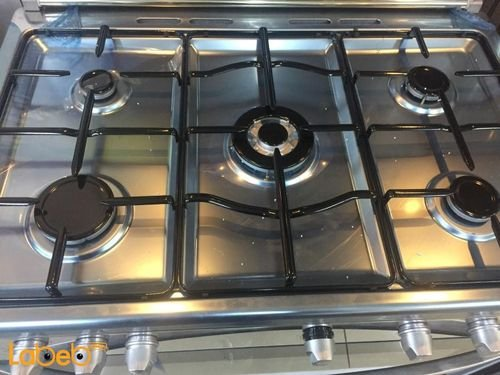Zanussi Oven 90cm 5 burners ZCG91206