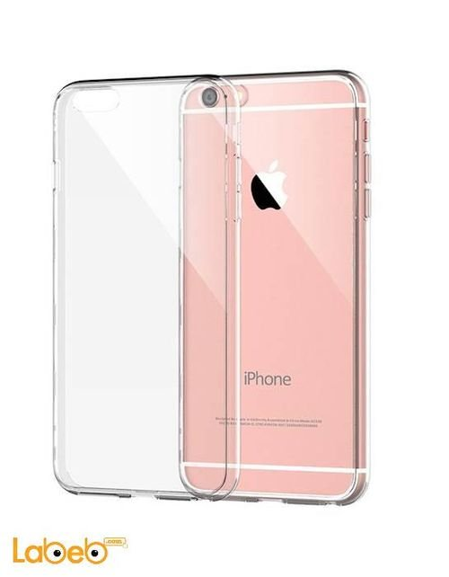 mobile back cover for iphone 6 waterproof clear color