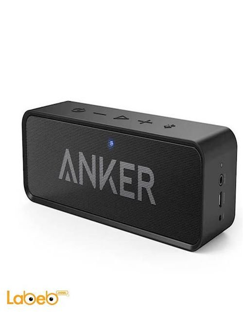 Anker Bluetooth 4.0 Speaker 4400mAh Black A3102011 model