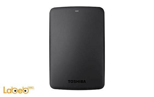 Toshiba USB 3.0 Canvio Basic Hard Drive Black