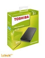 box Toshiba USB 3.0 Canvio Basic Hard Drive