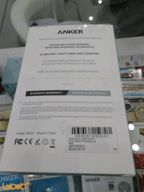 Anker powerLine+ lightning A8122HA1