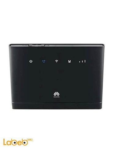 Huawei 4G Router - 150Mbps - black color - B315 model