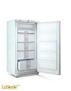 National Electric stand freezer - 4 Drawers - White - 12N-1 model