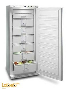Hyundai stand freezer - 6 Drawers - White - HY-FR170 model