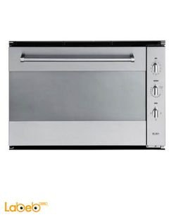 Elba built in gas oven - 90L - 90cm - stainless steel - 109-52X