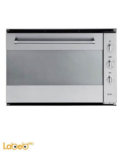 Elba built in gas oven 90L 90cm stainless steel 109-52X