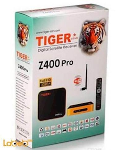 رسيفر z400 pro تايجر كامل الوضوح USB واي فاي