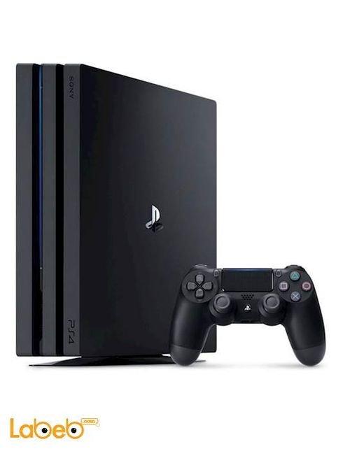 Sony PlayStation 4 Pro 1TB 4K resolution 1080-1440p